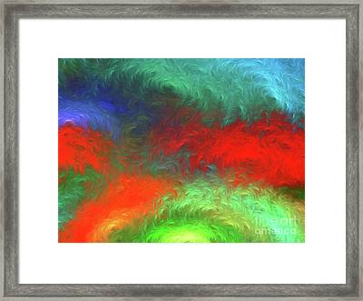 Andee Design Abstract 3 2016 Framed Print