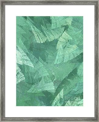 Andee Design Abstract 3 2017 Framed Print