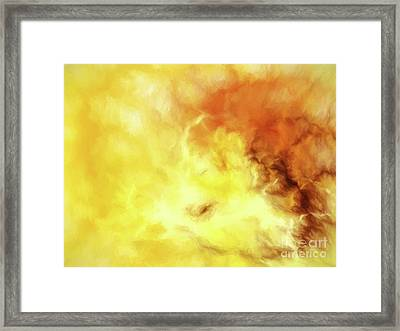 Andee Design Abstract 4 2016  Framed Print