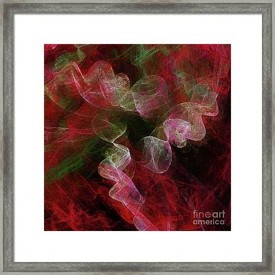 Andee Design Abstract 4 2017 Framed Print