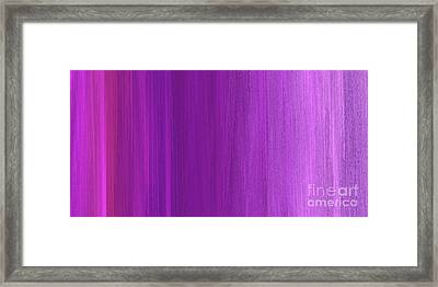 Framed Print featuring the digital art Andee Design Abstract 8 2018 by Andee Design