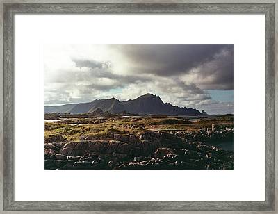 Andenes Framed Print by Gregory Barger