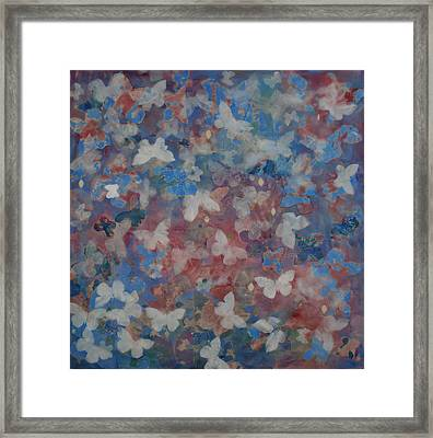 Andiamo 2 Framed Print by Elizabeth Comay