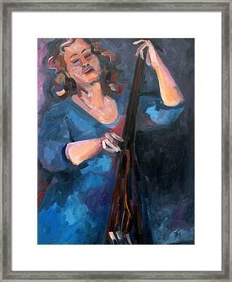 Andrafaye Framed Print by Jackie Merritt