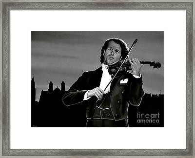Andre Rieu Framed Print