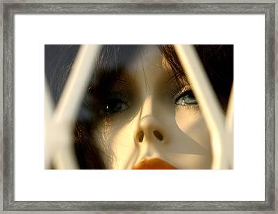 Andrea Framed Print by Jez C Self