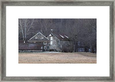 Andrew Wyeth Home Framed Print