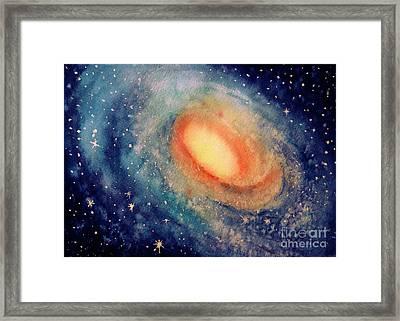 Andromeda Framed Print