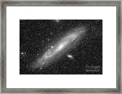 Andromeda Galaxy Framed Print by Jim DeLillo
