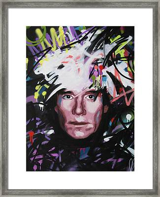 Andy Warhol Framed Print