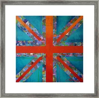 Anegada Framed Print by Crimson Shults