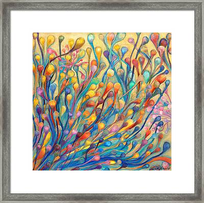 Anemones Framed Print