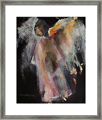 Angel 6 Framed Print