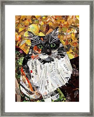 Angel Belle Framed Print