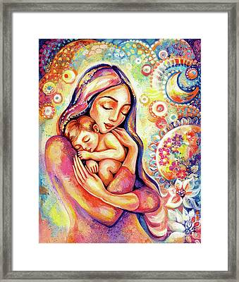Angel Dream Framed Print