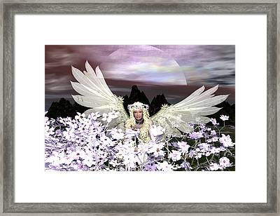 Angel My Guardian Framed Print