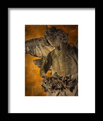 Marbles Framed Prints
