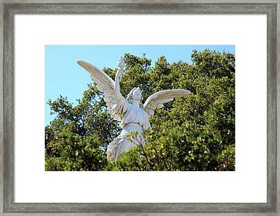 Angel Of Revelation Framed Print