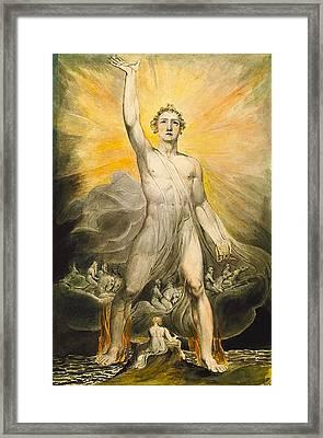 Angel Of Revelation Framed Print