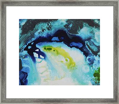 Angel On The Water Framed Print