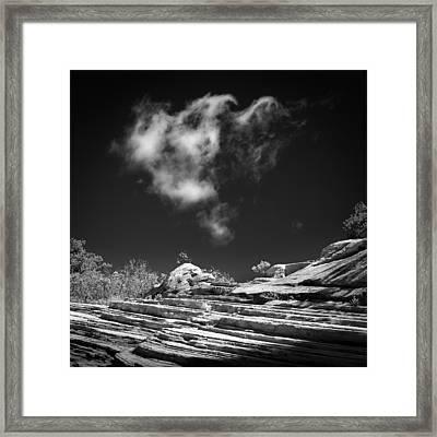 Angel Framed Print