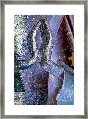 Angel Prayers Framed Print