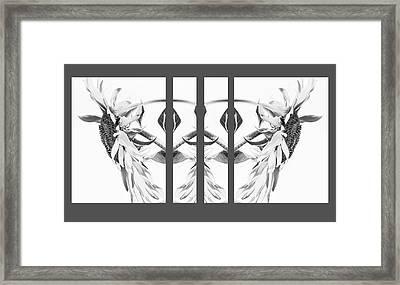 Angel Wings - Framed Print