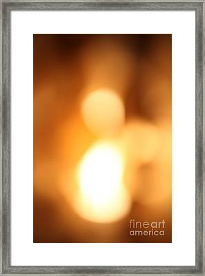 Angel Within Framed Print by Amanda Barcon