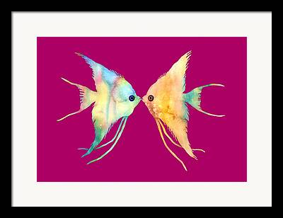 Zoology Paintings Framed Prints