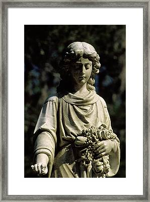 Angelic Framed Print by Eggers Photography