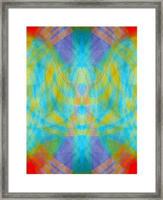 Angelic Presence Framed Print