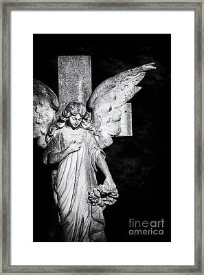 Angelic  Framed Print by Tim Gainey