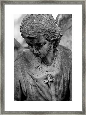 Framed Print featuring the photograph Angels Among Us by Viviana  Nadowski
