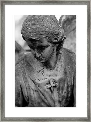 Angels Among Us Framed Print