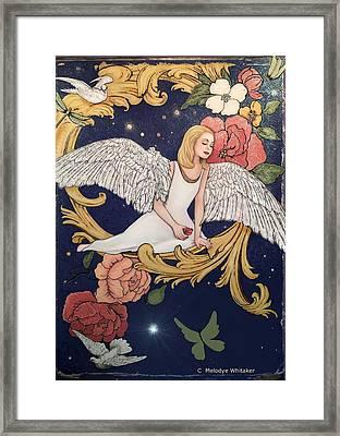 Angels Dream Framed Print