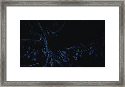 Angel's Egg Framed Print