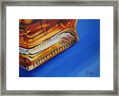 Angel's Envy Framed Print by Emily Page