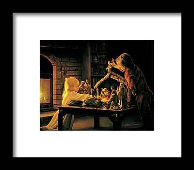 Joseph Framed Prints