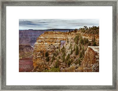 Angels' Window Framed Print by Robert Bales