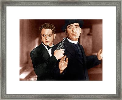 Angels With Dirty Faces, From Left Framed Print by Everett