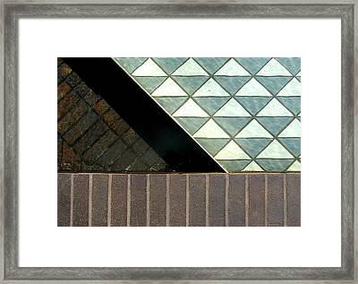 Angleic Framed Print