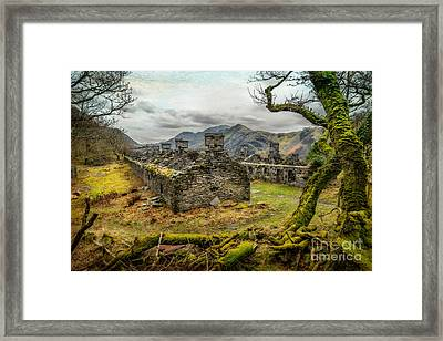 Anglesey Barracks Framed Print