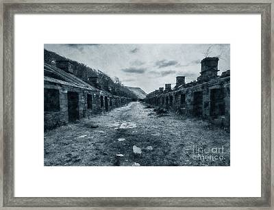 Anglesey Barracks Framed Print by Ian Mitchell