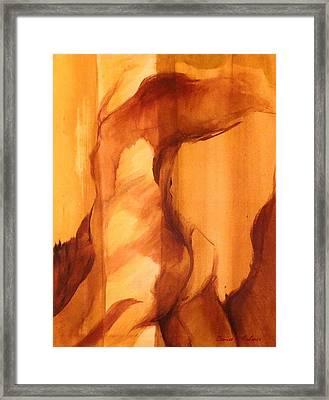 Animal Framed Print by Denise Fulmer