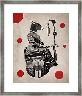 Animal11 Framed Print