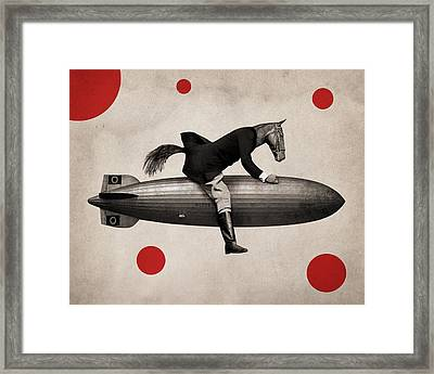 Animal24 Framed Print by Francois Brumas