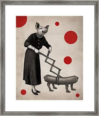 Animal9 Framed Print
