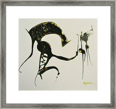 Animalia I Framed Print by Mary Sullivan