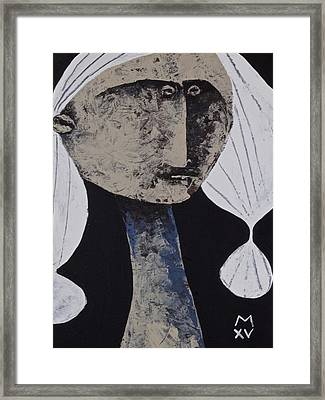 Animus No. 71  Framed Print by Mark M  Mellon