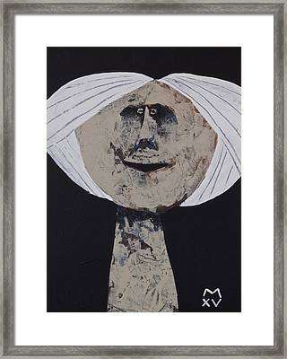 Animus No. 74 Framed Print by Mark M  Mellon